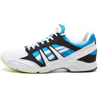 Shoes Men Low top trainers Comme Des Garcons Shirt Asics Tarther Trainers - White / Blue