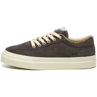 Shoes Men Low top trainers Stepney Workers Club Dellow Cord Trainers - Grey