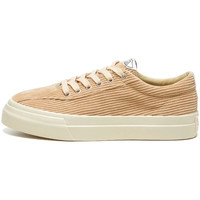 Shoes Men Low top trainers Stepney Workers Club Dellow Cord Trainers - Ecru
