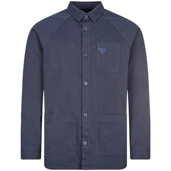 Clothing Men Long-sleeved shirts Barbour MOS0156 NY75