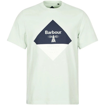 Clothing Men Short-sleeved t-shirts Barbour MTS0474 GN45