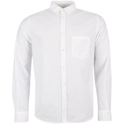 Clothing Men Long-sleeved shirts Norse Projects Anton Classic Poplin Shirt - White