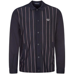 Clothing Men Long-sleeved polo shirts Fred Perry J1553 608