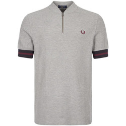 Clothing Men Short-sleeved polo shirts Fred Perry M1623 420