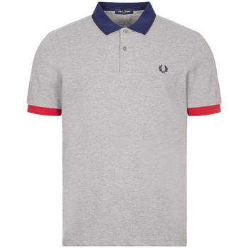 Clothing Men Short-sleeved polo shirts Fred Perry M1694 420