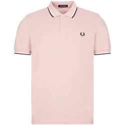 Clothing Men Short-sleeved polo shirts Fred Perry M3600 J10