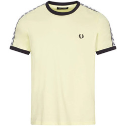 Clothing Men Short-sleeved t-shirts Fred Perry M6347 G03