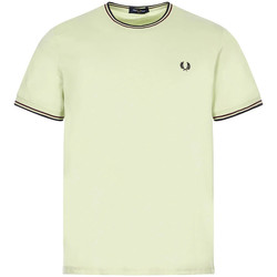 Clothing Men Short-sleeved t-shirts Fred Perry M1588 397