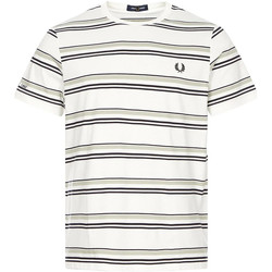 Clothing Men Short-sleeved t-shirts Fred Perry M1681 129