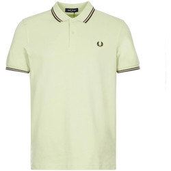 Clothing Men Short-sleeved polo shirts Fred Perry M3600 397