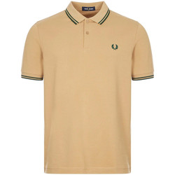 Clothing Men Short-sleeved polo shirts Fred Perry M3600 363