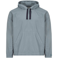 Clothing Men Sweaters Paul Smith Hooded Shirt - Blue