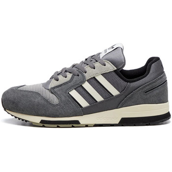 Shoes Men Low top trainers adidas Originals ZX 420 Trainers - Grey / White
