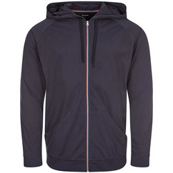Clothing Men Track tops Paul Smith Zipped Hoodie - Navy