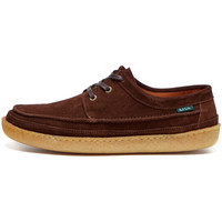 Shoes Men Boat shoes Paul Smith Bence Suede Shoes - Dark Brown