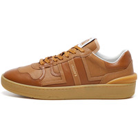 Shoes Men Low top trainers Lanvin Clay Low Top Trainers - Caramel