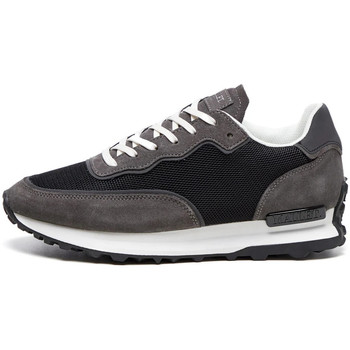Shoes Men Low top trainers Mallet Caledonian - Black Charcoal