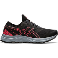 Shoes Women Running shoes Asics Chaussures femme  Gel-Excite Trail noir/rose