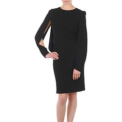 Clothing Women Short Dresses Joseph BERLIN Black