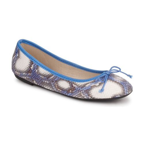 Shoes Women Flat shoes Koah GAME Blue