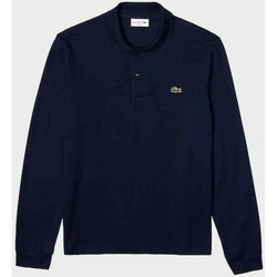 Clothing Men Sweaters Lacoste  Navy