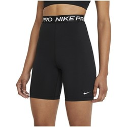 Clothing Women Shorts / Bermudas Nike Pro 365 Black