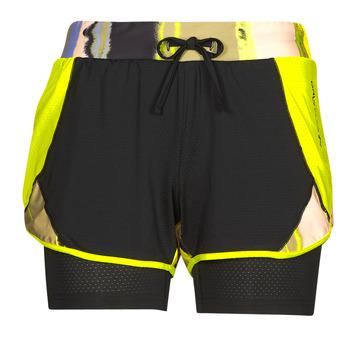 Clothing Women Shorts / Bermudas Only Play ONPARI Yellow / Black