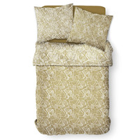 Home Bed linen Today MAWIRA 2.16 Yellow