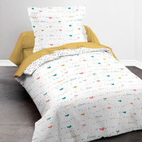 Home Girl Bed linen Today SWEETY 1.9 White