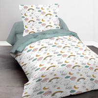 Home Girl Bed linen Today SWEETY 1.15 White