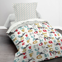 Home Boy Bed linen Today SWEETY 1.1 White