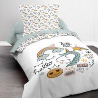 Home Girl Bed linen Today KOOL 1.11 White