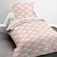 Home Girl Bed linen Today HAPPY 2.14 Pink