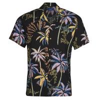 Clothing Men Short-sleeved shirts Jack & Jones JORTROPICANA Multicolour