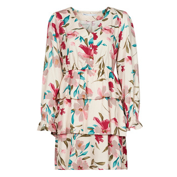 Clothing Women Short Dresses Only ONLALMA Multicolour