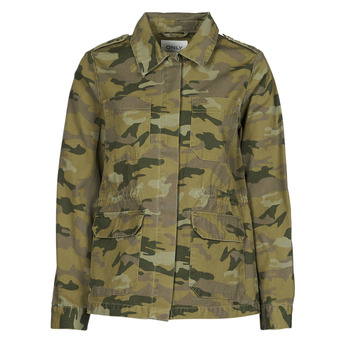 Clothing Women Jackets / Blazers Only ONLALLY Green