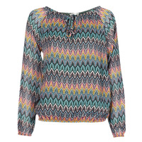 Clothing Women Tops / Blouses Only ONLMARIA Multicolour