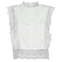 Clothing Women Tops / Blouses Only ONLKARO White