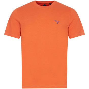 Clothing Men Short-sleeved t-shirts Barbour MTS0717