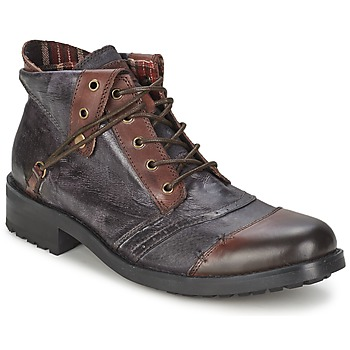 Shoes Men Mid boots Kdopa CARLO Brown