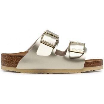 Shoes Children Mules Birkenstock Arizona Kids BF Golden