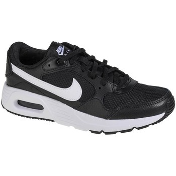 Shoes Children Low top trainers Nike Air Max SC GS Black