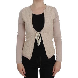Clothing Women Jackets / Cardigans Pink Memories Pink Floral Lace 13