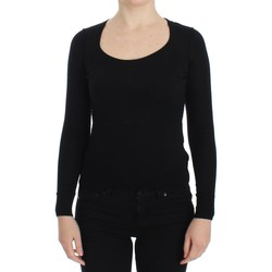 Clothing Women Jumpers D&G Black Wool Cre 38