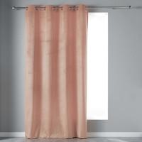 Home Curtains & blinds Douceur d intérieur VELVETINE Pink / Dragée