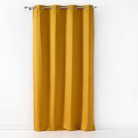 Home Curtains & blinds Douceur d intérieur SULTANE Yellow