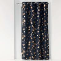 Home Curtains & blinds Douceur d intérieur BLOOMY Blue / Marine