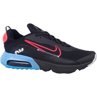 Shoes Children Low top trainers Nike Air Max 2090 Mesh GS Black
