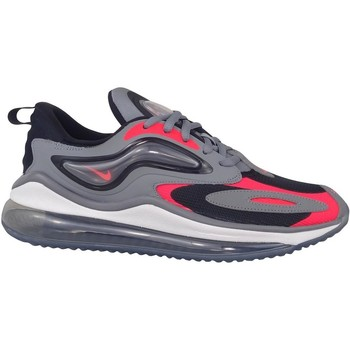 Shoes Children Low top trainers Nike Air Max Zephyr GS Grey