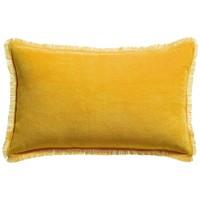 Home Cushions covers Vivaraise FARA Yellow